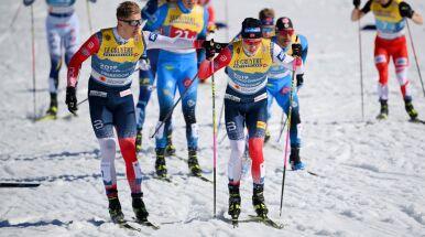 Norwegowie i Szwedki najlepsi w sprincie. Polacy walczyli do końca