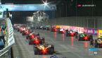 Start pierwszego wyścigu 7. sezonu Formuły E