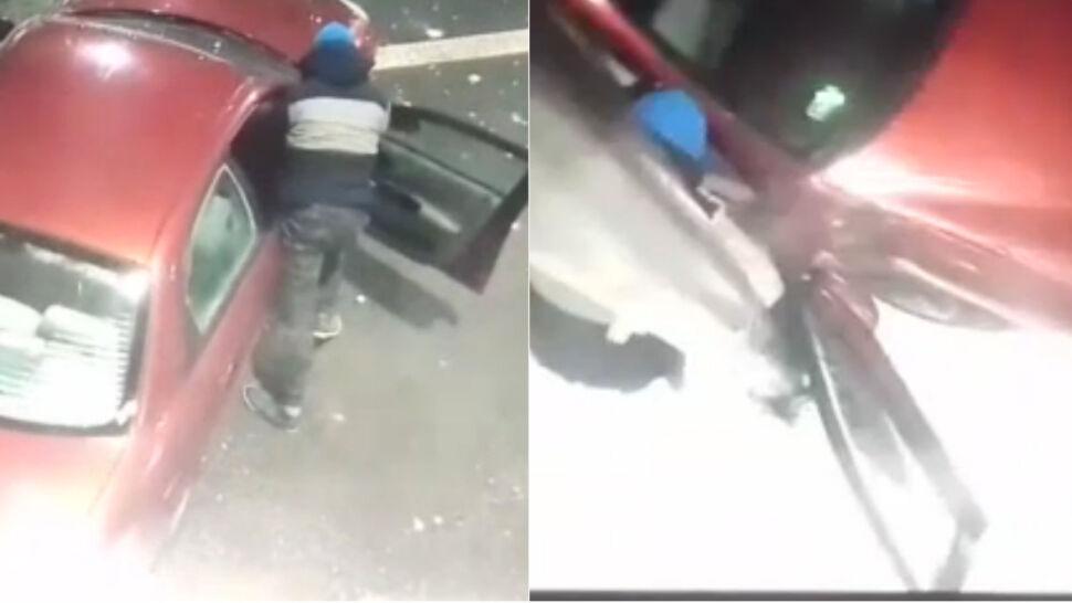 Jedno auto, dwóch pijanych, łącznie cztery promile