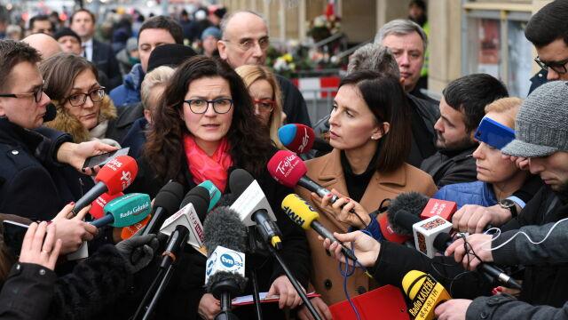 Całość konferencji o szczegółach pogrzebu Pawła Adamowicza