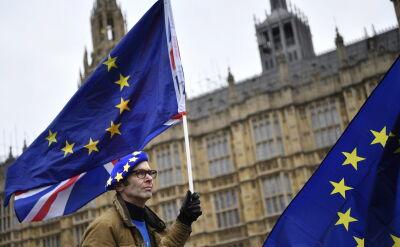 Mobilizacja deputowanych przed głosowaniem ws. brexitu