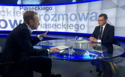 Paweł Szefernaker o wsparciu i solidarności dla prezydenta Gdańska