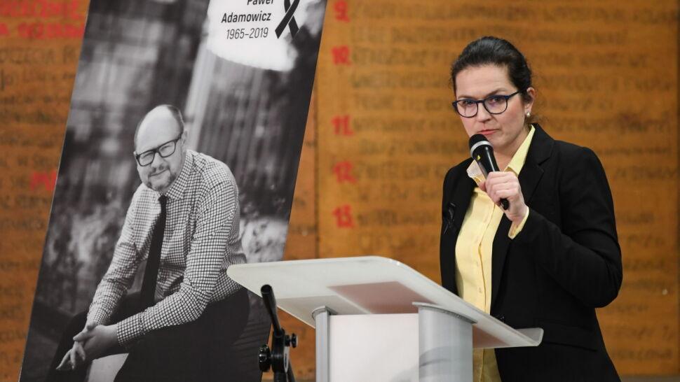 Dulkiewicz: prezydent i premier nie byli zaskoczeni tym, że usiedli w dalszych rzędach w czasie pogrzebu