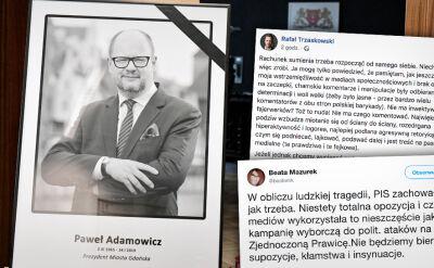 Po zabójstwie Adamowicza wybuchła dyskusja na temat mowy nienawiści
