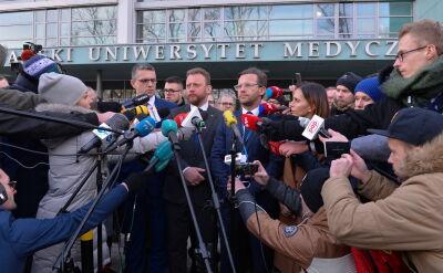 Nowy komunikat w sprawie Pawła Adamowicza