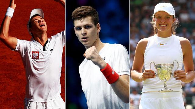 """Polski powiew świeżości w Australian Open. """"Trzy nowe twarze. Potencjał naprawdę duży"""""""