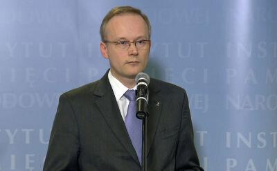 Szef IPN ujawnia, co jest w dokumentach z domu Kiszczaka