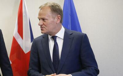 Tusk o dokumentach Kiszczaka: odgrzewana sprawa