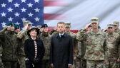 Inauguracja wysuniętego amerykańskiego dowództwa szczebla dywizji w Poznaniu