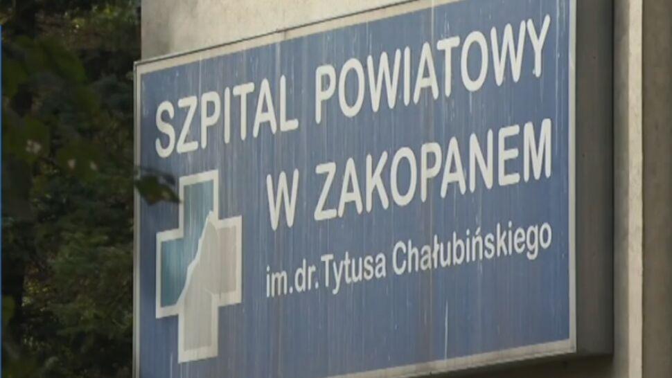 Porodówka w Zakopanem zamknięta, bo nie ma lekarzy