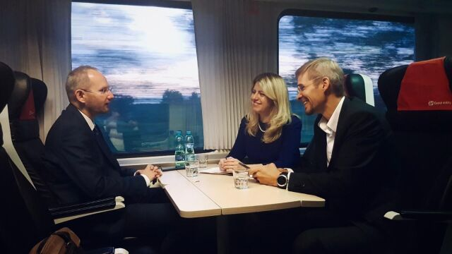 Tak podróżuje prezydent Słowacji Zuzana Czaputova