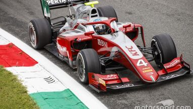 Formuła E zamiast Formuły 1.