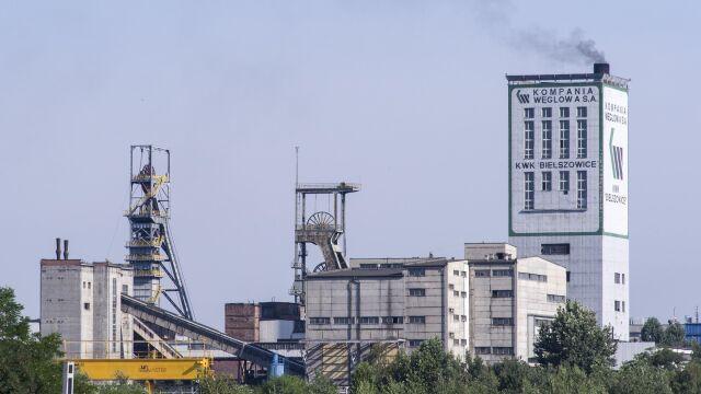 Silny wstrząs w kopalni Bielszowice. Nie żyje górnik