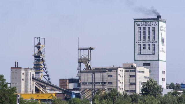 Jeden górnik nie żyje, sześciu w szpitalach po wstrząsie w kopalni Bielszowice