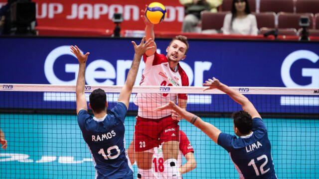 Polscy siatkarze wyszli z opresji. Kolejna wygrana w Pucharze Świata