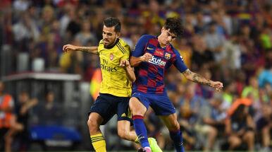 Kolejny wielki talent z Barcelony.