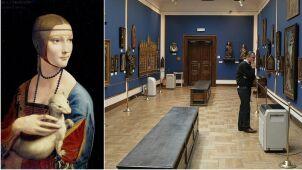 Minister może kupić obraz Leonarda da Vinci
