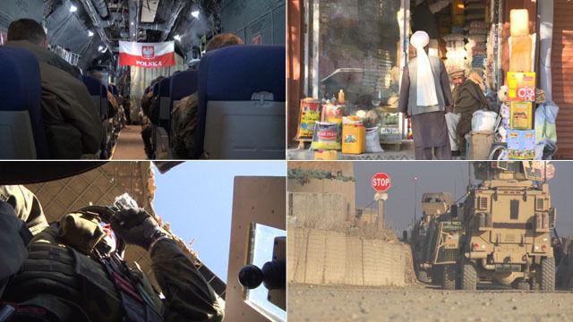 Reportaż Piotra Świerczka o Afganistanie