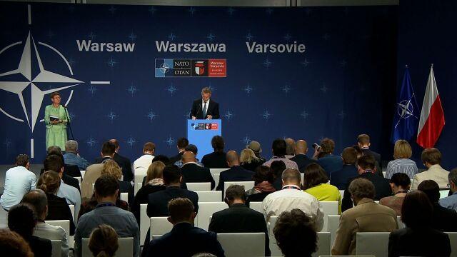 """""""Szczyt NATO uznał wstępną gotowość operacyjną tarczy antyrakietowej"""""""