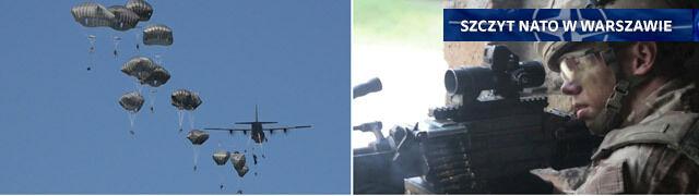 Reporter za kulisami manewrów NATO