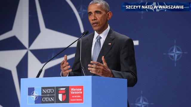 Barack Obama: Europa zawsze może liczyć na USA