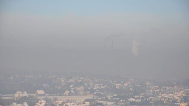 Smog nad Krakowem: mieszkańcy mają dość