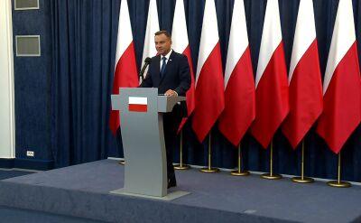 Duda: nie mam nic przeciwko pracom nad ordynacją wyborczą PE w Sejmie