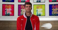 Hurkacz po awansie do 2. rundy US Open