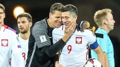 Lewandowski bierze w obronę Szczęsnego.