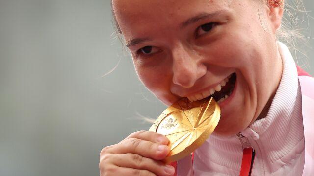Siódme polskie złoto w Tokio. Śliwińska ustanowiła rekord paraolimpijski w pchnięciu kulą