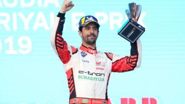 Di Grassi zmienia barwy, aby pozostać w Formule E