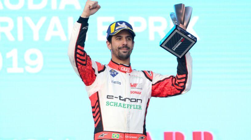 Di Grassi zmienia barwy, aby zostać w Formule E