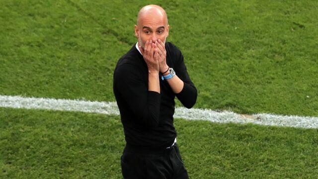 Guardiola grozi odejściem z Manchesteru City