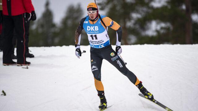 Utytułowany biathlonista zawieszony. Złamał przepisy antydopingowe