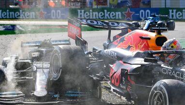 Verstappen winny kolizji z Hamiltonem. Słono za nią zapłaci
