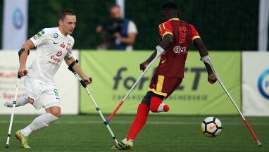 Polscy ampfutboliści zremisowali z Hiszpanią i obronili pierwsze miejsce w grupie mistrzostw Europy