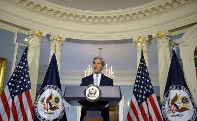 Całe przemówienie Johna Kerry'ego