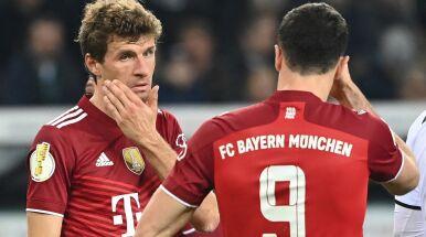 Blamaż, ale Bayern przegrywał już wyżej