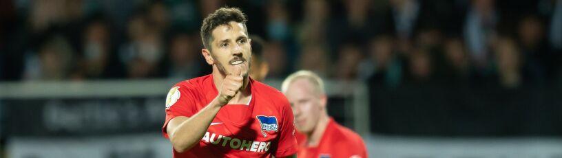 Kwadrans Piątka, Hertha wyszarpała awans