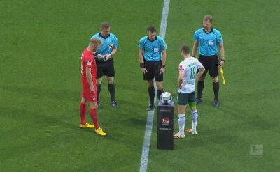 Skrót meczu Werder - Heidenheim