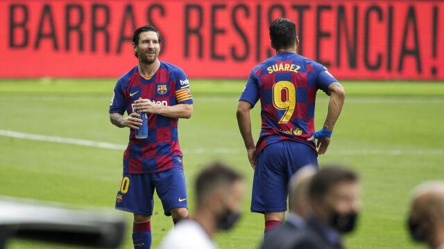 Eskalacja napięcia w Barcelonie. Messi zlekceważył asystenta trenera