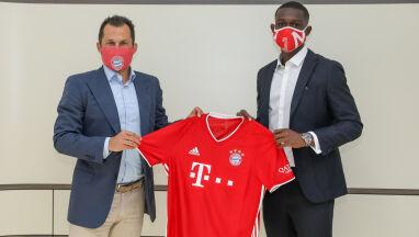 Bayern wygrał wyścig po francuski diament.