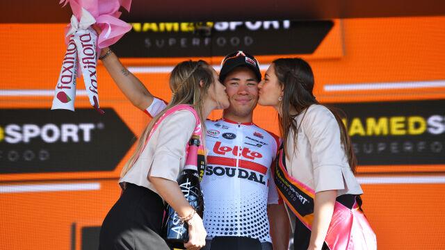 Giro wjeżdża w góry, sprinterzy wracają do domu. Viviani i Ewan wycofali się z wyścigu