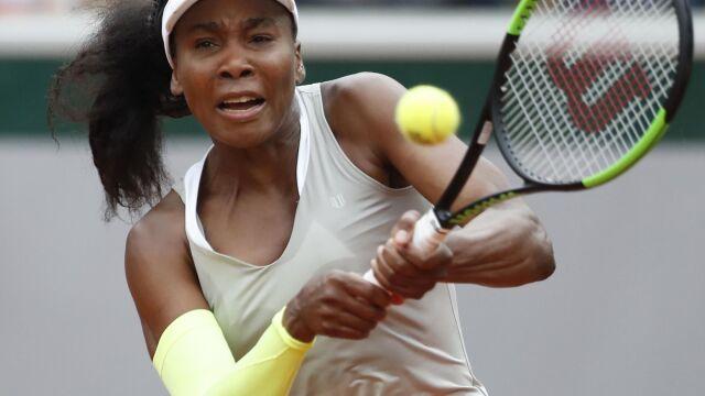 Venus Williams i Swietłana Kuzniecowa szybko pożegnały się z Roland Garros
