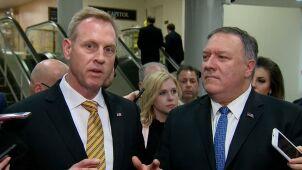 Szef Pentagonu o stosunkach z Iranem: ryzyko jest nadal podwyższone