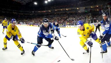 Mistrzowie świata pokonani. Zabójcza końcówka Finlandii