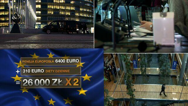 Zajmują się nie tylko sprawami Unii, ale  i całego świata. Ile zarabiają europosłowie?
