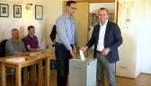 Manfred Weber oddał głos w eurowyborach w Niemczech
