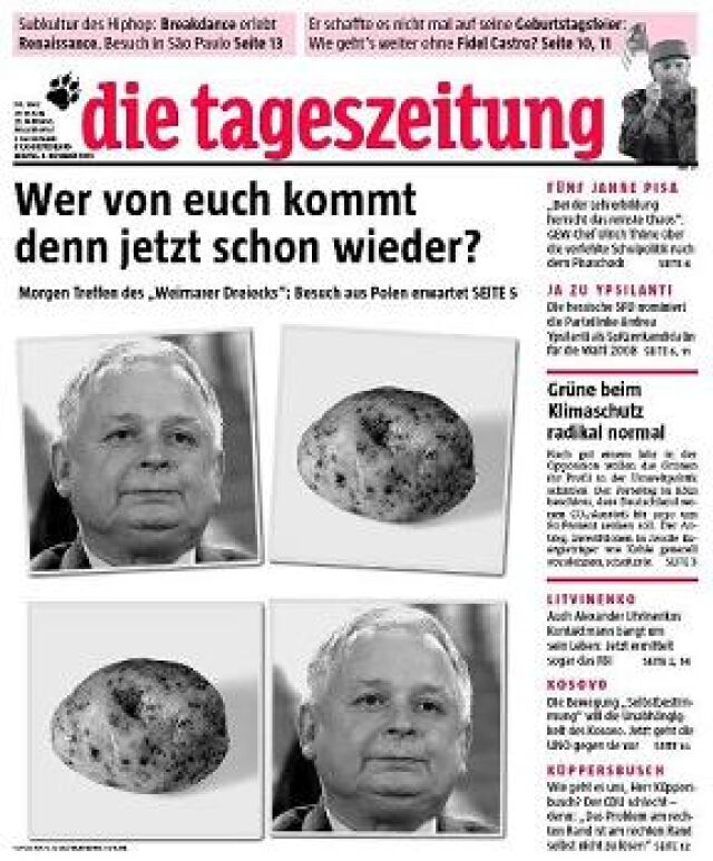 Koniec śledztwa ws. kartofla