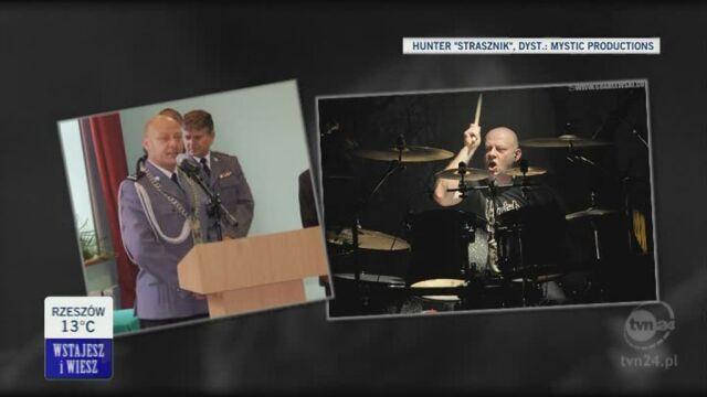 Zastępca komendanta za perkusją (TVN24)